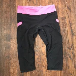 Lululemon capri length tights